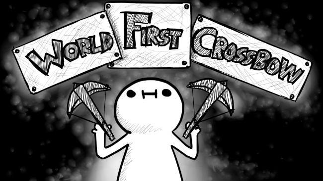 The First Crossbow