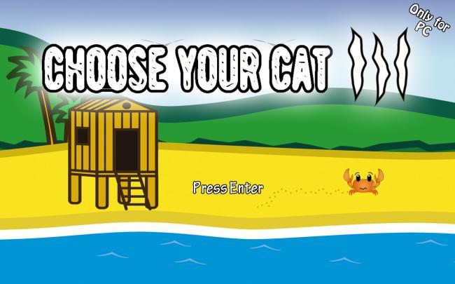 Choose your Cat 3