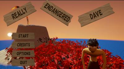 Really Endangered Dave